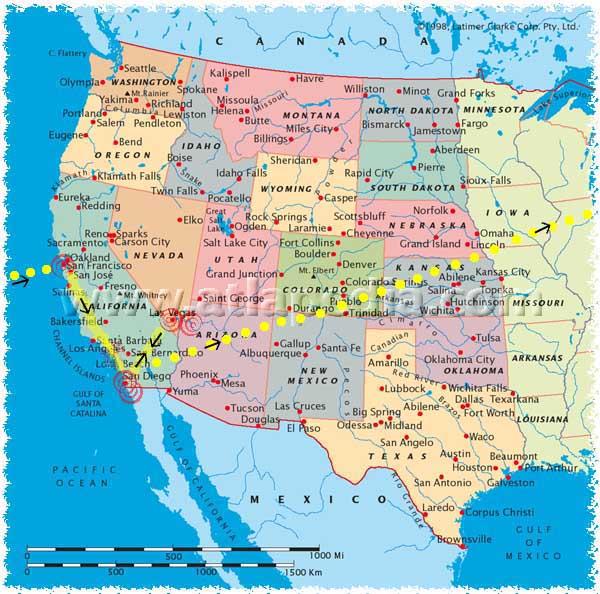 United States - West Coast
