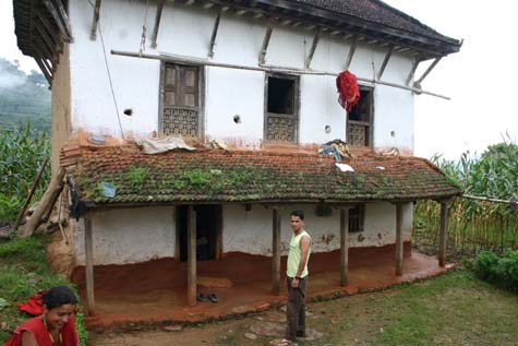 Ganesh's house